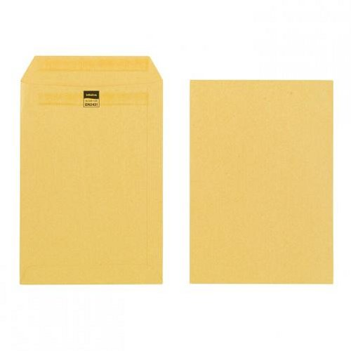 Initiative Envelopes C5 115g Manilla Self Seal [Pack of 500]