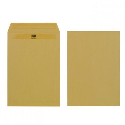 Initiative Envelope C4 115g Manilla Self Seal [Pack of 250]
