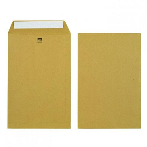 Initiative Envelope 15x10 Inch 115g Manilla Peel and Seal [Pack of 250]