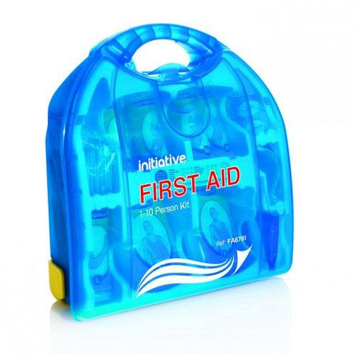Initiative First Aid Dispenser Kit 10 Person