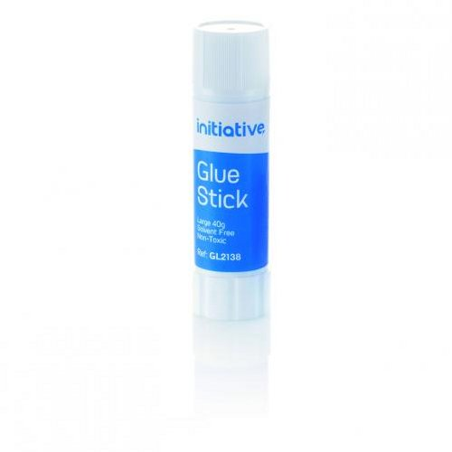 Initiative Glue Stick 40g [Pack of 10]