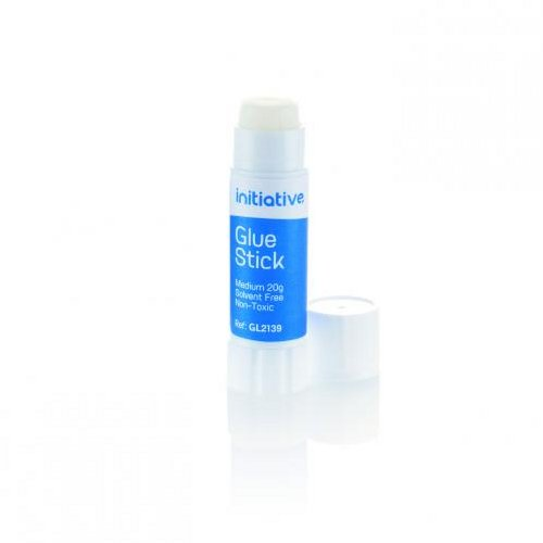 Initiative Glue Stick 20g [Pack of 12]