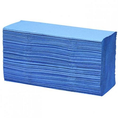Initiative Paper Towels C-Fold Blue [Pack of 16x168]
