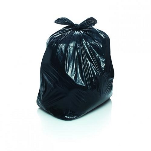 Initiative Medium Duty Black Sacks [Pack of 200]