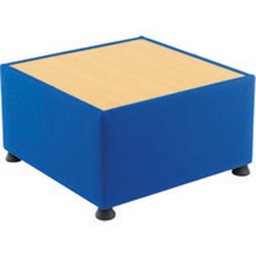 Arista Modular Reception Coffee Table Blue