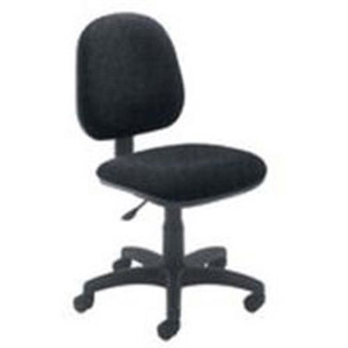 Jemini Medium Back Chair Charcoal