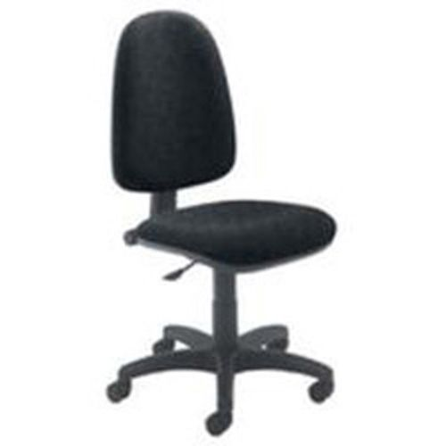 Jemini High Back Operator Chair Charcoal