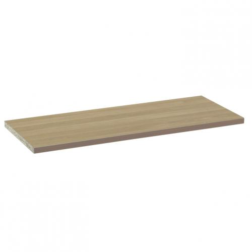 Arista Wooden Shelf for Open Storage Oak