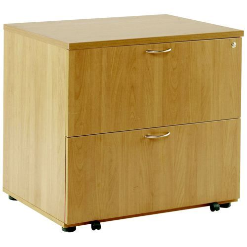 Arista Desk High Side Filer Beech