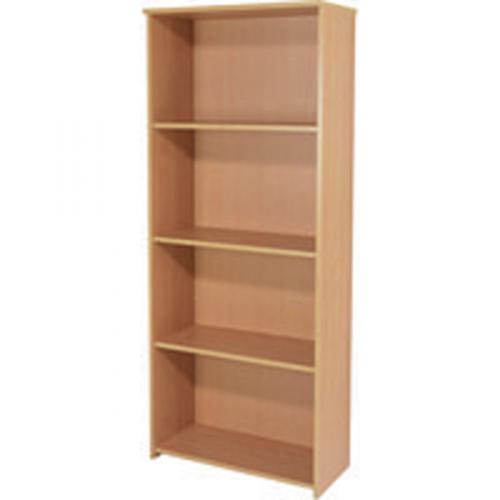 Jemini 1750mm Large Bookcase Beech