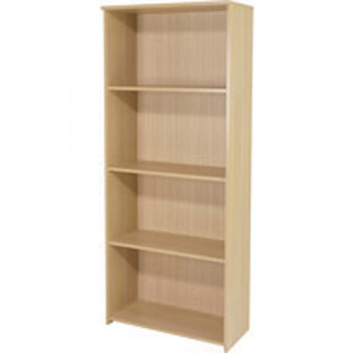 Jemini 1750mm Large Bookcase Oak