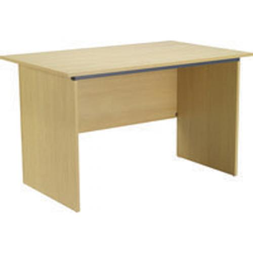 Jemini Intro 1200mm Rectangular Desk Oak