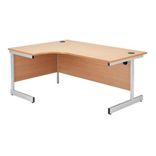 Jemini 1600mm Left Hand Cantilever Radial Maple
