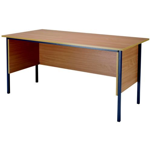Jemini 1500mm 4 Legged Desk Beech