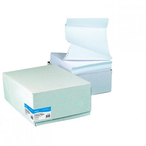 Initiative Listing Paper 11x241mm 1 Part Plain 70g [Pack of 2000]