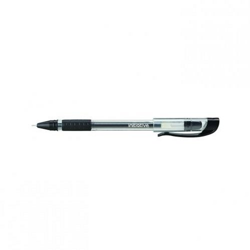 Initiative Gel Rollerball Pen 0.5mm Line Width Black