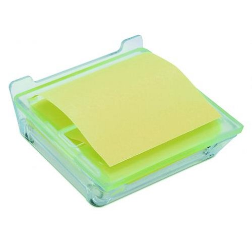 Initiative Sticky Z-Note Dispenser Clear