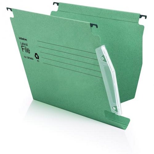 Initiative Lateral Files 15mm Capacity [Pack of 25]