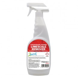 2Work Concentrated Foaming Limescale Remover 750ml