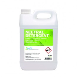 2Work Neutral Washing-Up Liquid 5 Litre