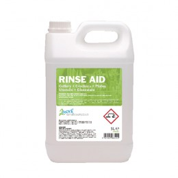 2Work Rinse Aid 5 Litre [Pack of 2]