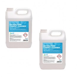 2Work Extraction Carpet Cleaner 5 Litre [Pack of 2]