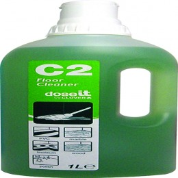 DoseIT C2 Floor Cleaner 1 Litre [Pack of 8]