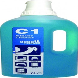 DoseIT C1 Multipurpose Cleaner 1 Litre [Pack of 8]