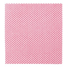 2Work Medium Weight Cloth 380x400mm Red [Pack of 5]