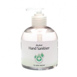 2Work Alcohol Hand Sanitiser 330ml [Pack of 6]