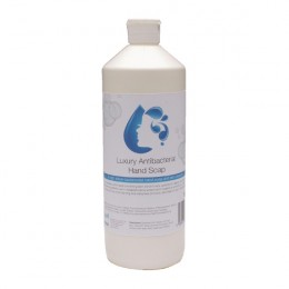 2Work High Foam Bactericidal Soap 750ml