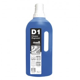 Dose It D1 Cleaner and Degreaser 1 Litre [Pack of 8]