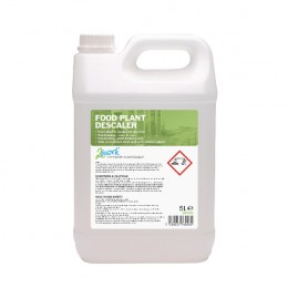 2Work Food Plant Descaler 5 Litre
