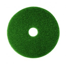 3M Economy Floor Pads 380mm Green [Pack of 5]