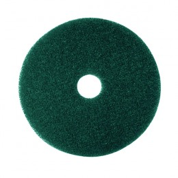 3M Economy Floor Pads 430mm Green [Pack of 5]