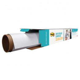 Post-it Super Sticky White Dry Erase Film Roll 1219x2438mm