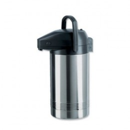 Addis President Pump Pot 2 Litre Chrome