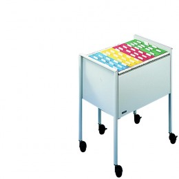 Durable Filing Trolley