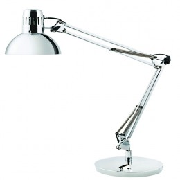 Alba Archifluoch Desk Lamp Chrome