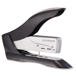 Paperpro Inhance Plus 100 Sheet Stapler Black and Silver