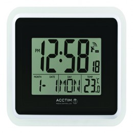 Acctim Avanti Radio Controlled Digital Clock