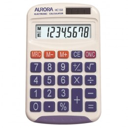 Aurora Pocket Calculator HC133