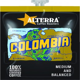 Flavia Alterra Colombia Sachets [Pack of 100]