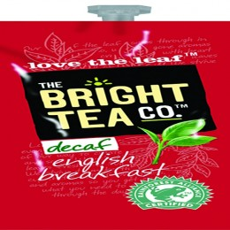 Flavia Bright Tea Co English Breakfast Sachets [Pack of 140]
