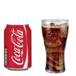 Coca Cola Can 330ml [Pack of 24]