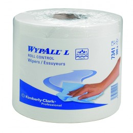 Wypall L20 Roll Control Wipers [Pack of 6]