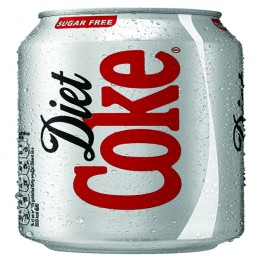 Diet Coca Cola Can 330ml [Pack of 24]