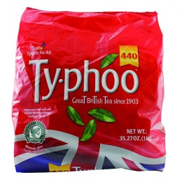 Typhoo 1 Cup Tea Bags [Pack of 440]
