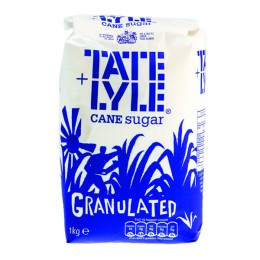 Tate and Lyle Granulated Sugar 1 kg [Pack of 15]
