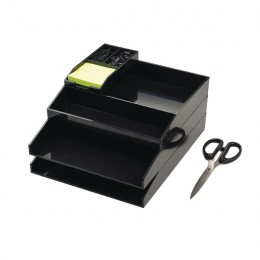 Avery ColorStak Office Set Cool Black